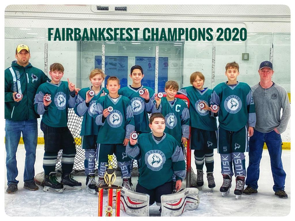 Fairbanksfest Champions 2020