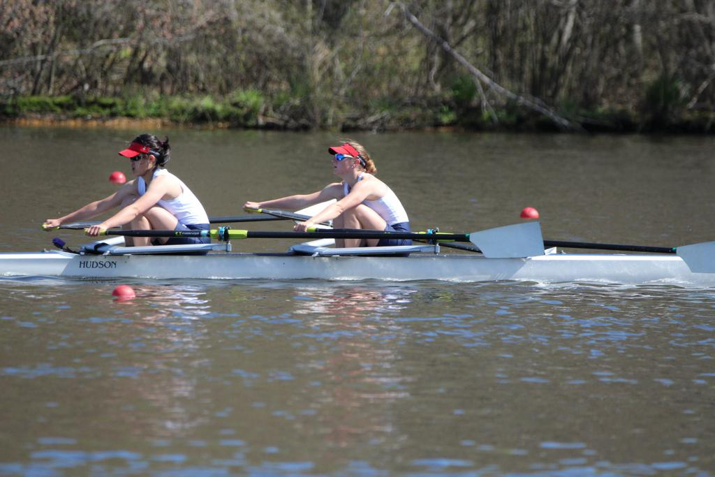 Doubles Racing 2017 - Delaware's premier youth rowing club, located just south of Wilmington, DE