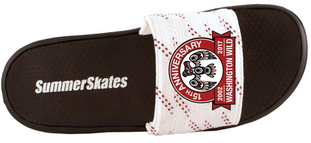 Washington Wild SummerSkates - Optional