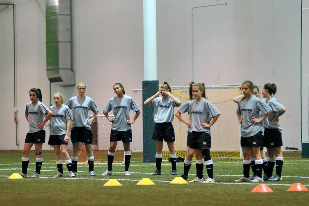 SuperKick Soccer Camps