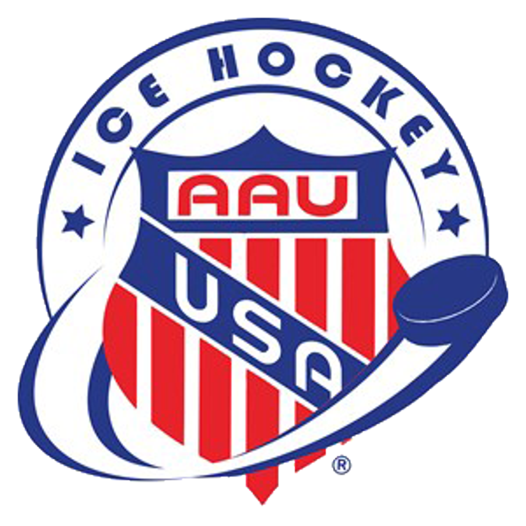 AAU Ice Hockey Logo