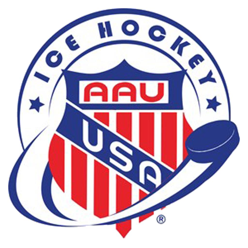 AAU Ice Hockey Logo