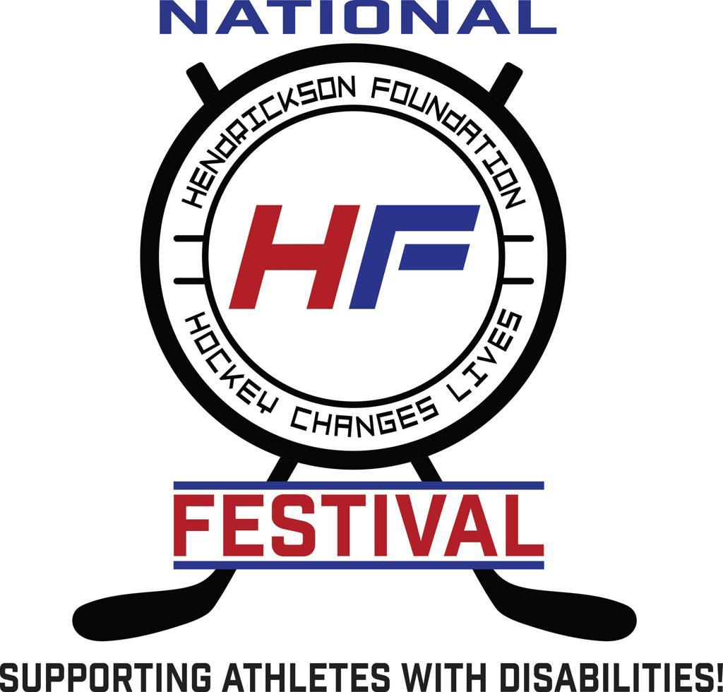 Hendrickson Foundation National Hockey Festival logo