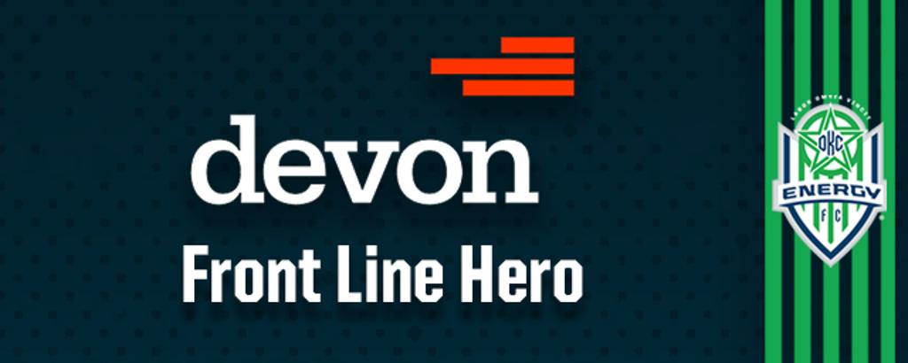 Devon Front Line Hero