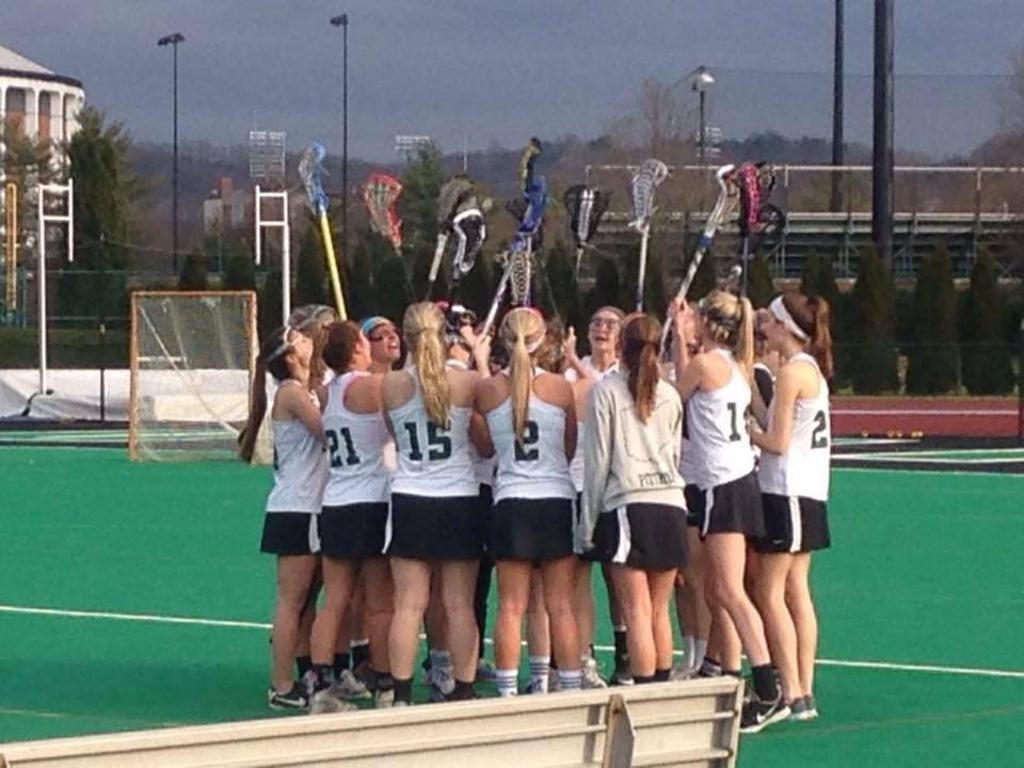 Ohio University Women's Lacrosse Team