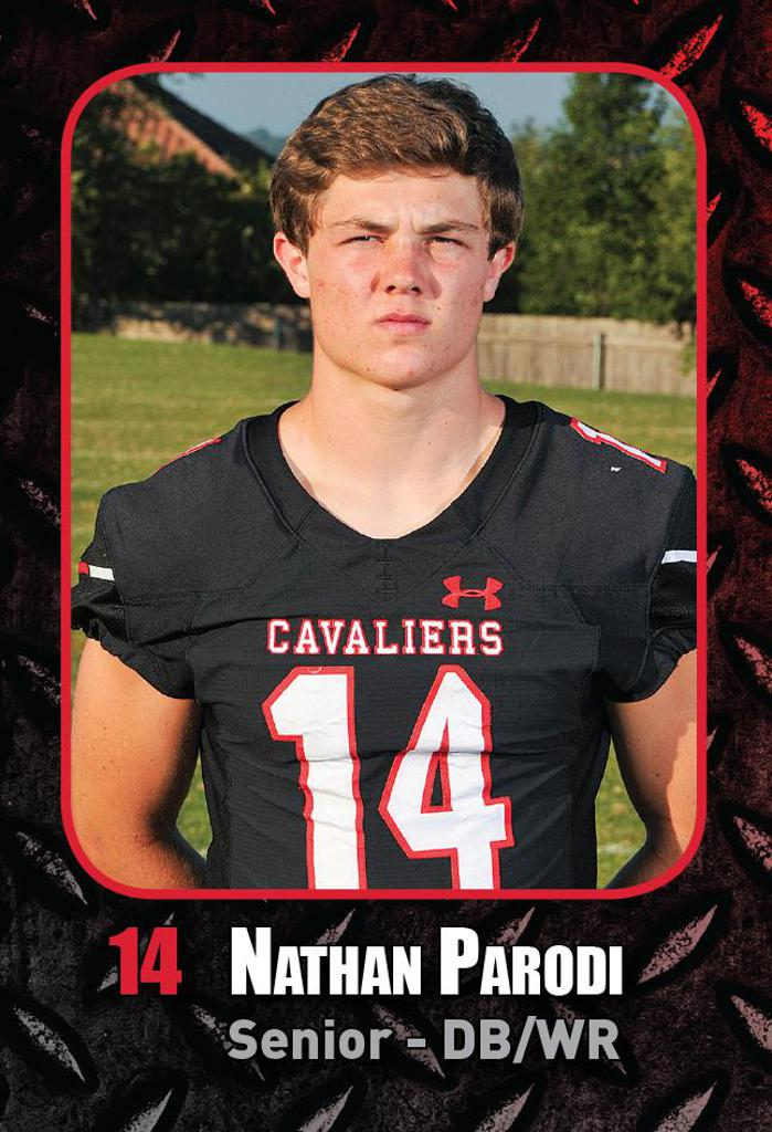 PRE-DISTRICT GAME 1 vs JUDSON - Defensive Player of the Week and Special Teams Player of the Week