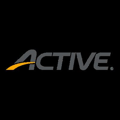 Official Active partner logo