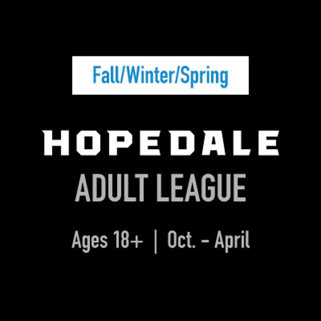 Hopedale Adult Hockey League