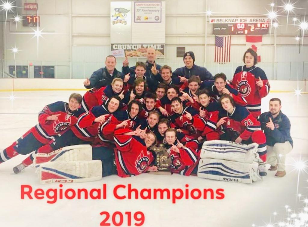 Bay Reps 2019 Regional Champions