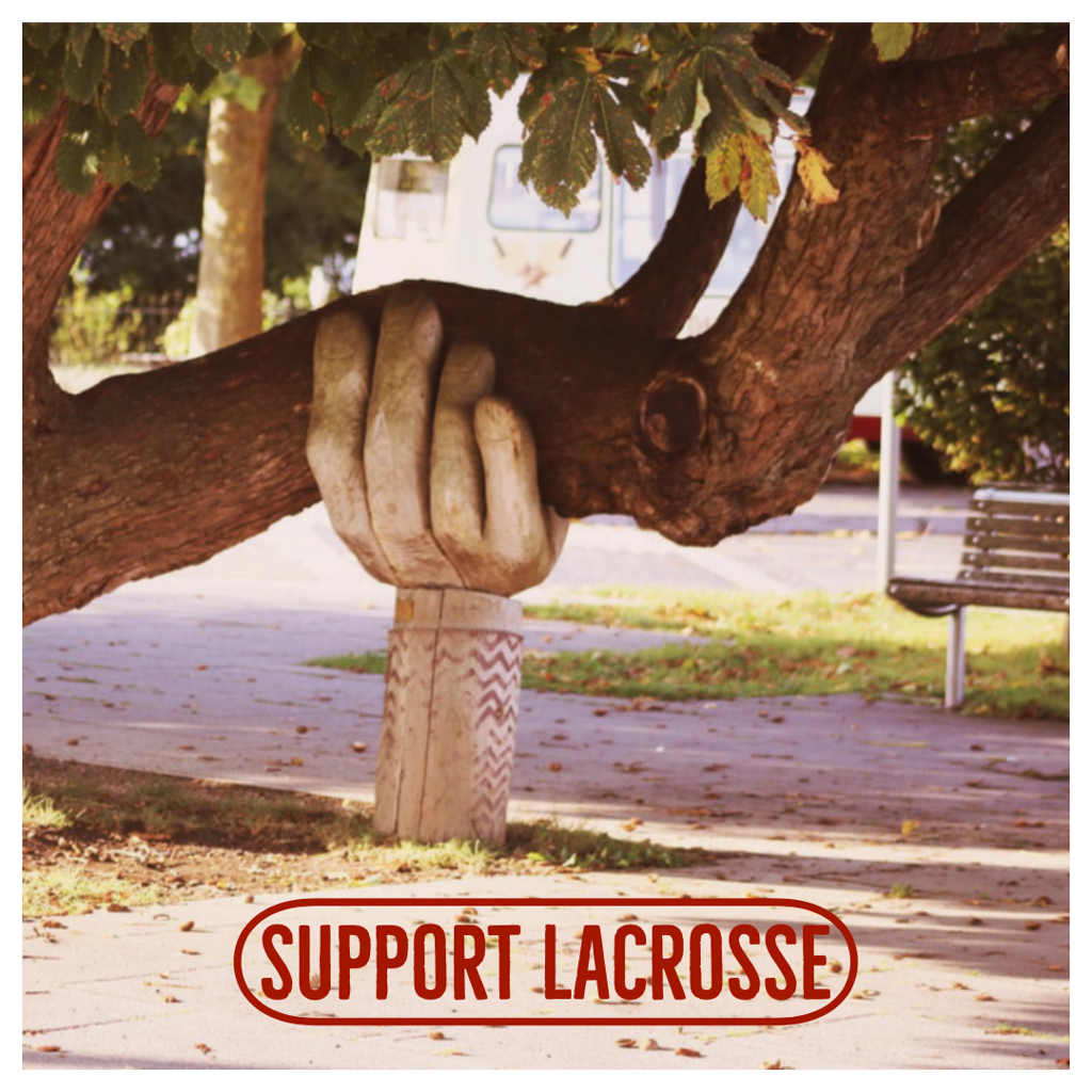 Support Lacrosse