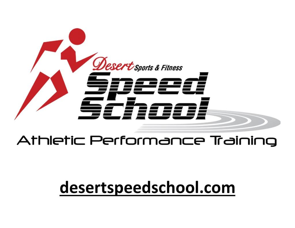 Desert Speed School