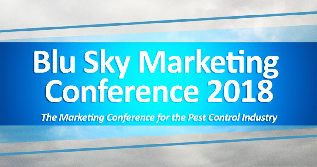 Blu Sky Marketing Conference 2018
