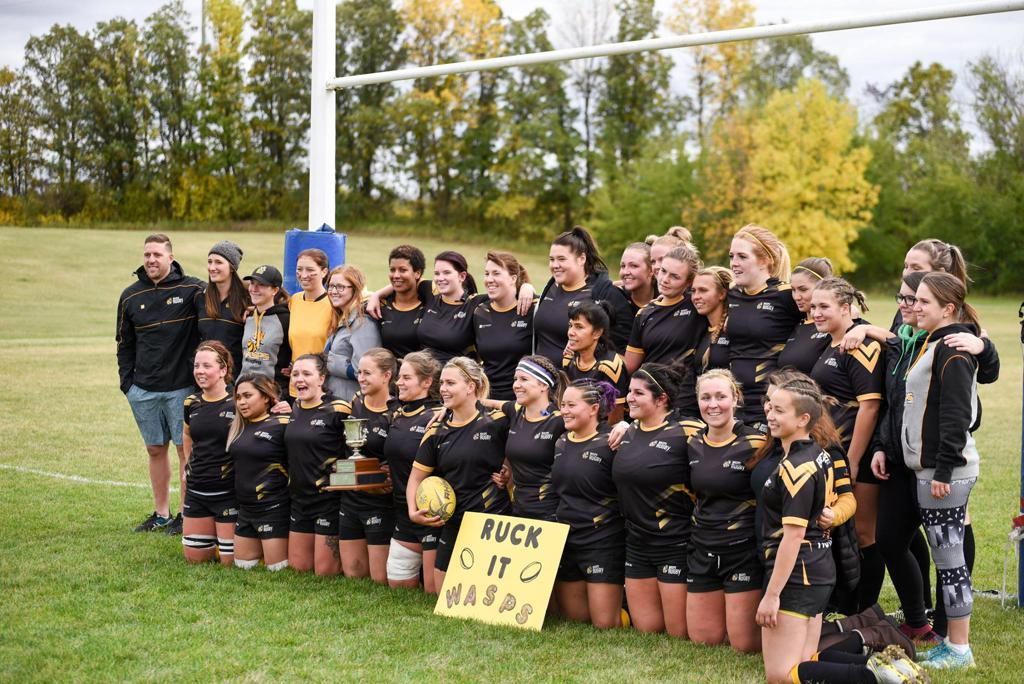 The Wasp women make it back to back titles, capturing the 2017 Manitoba Provincial Championship