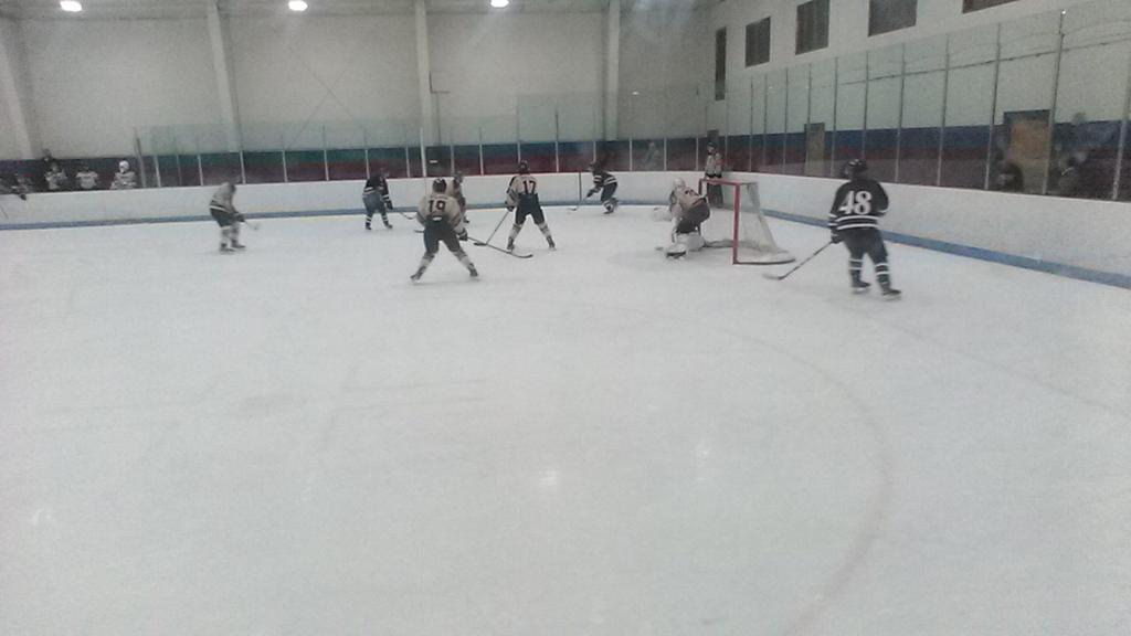 The Pics Premier team battles the Boston Bandits