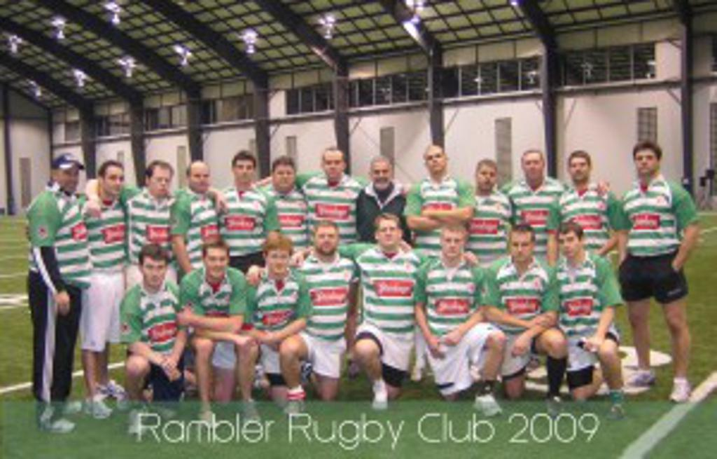 Ramblers Rugby 2009