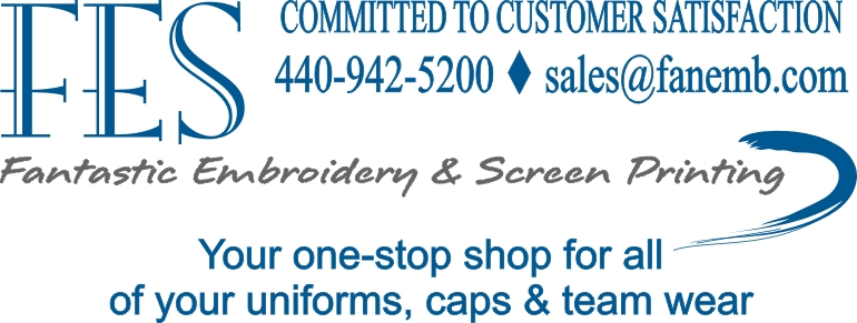 Contact Fantastic Embroidery and Screen Printing at (440) 942-5200