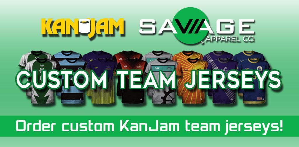 SAVAGE Apparel - Custom team jerseys