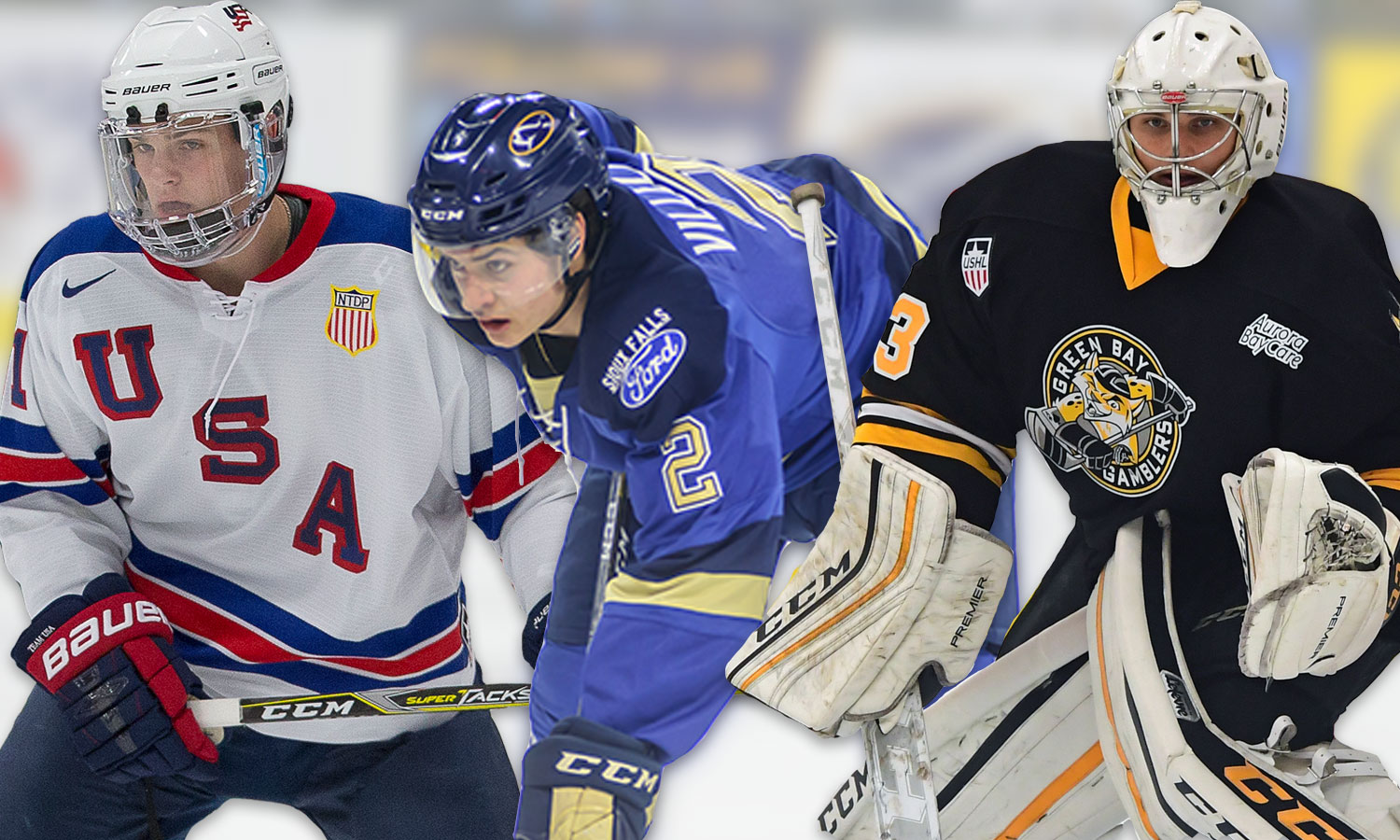 USHL: Players Of The Week - Week 1