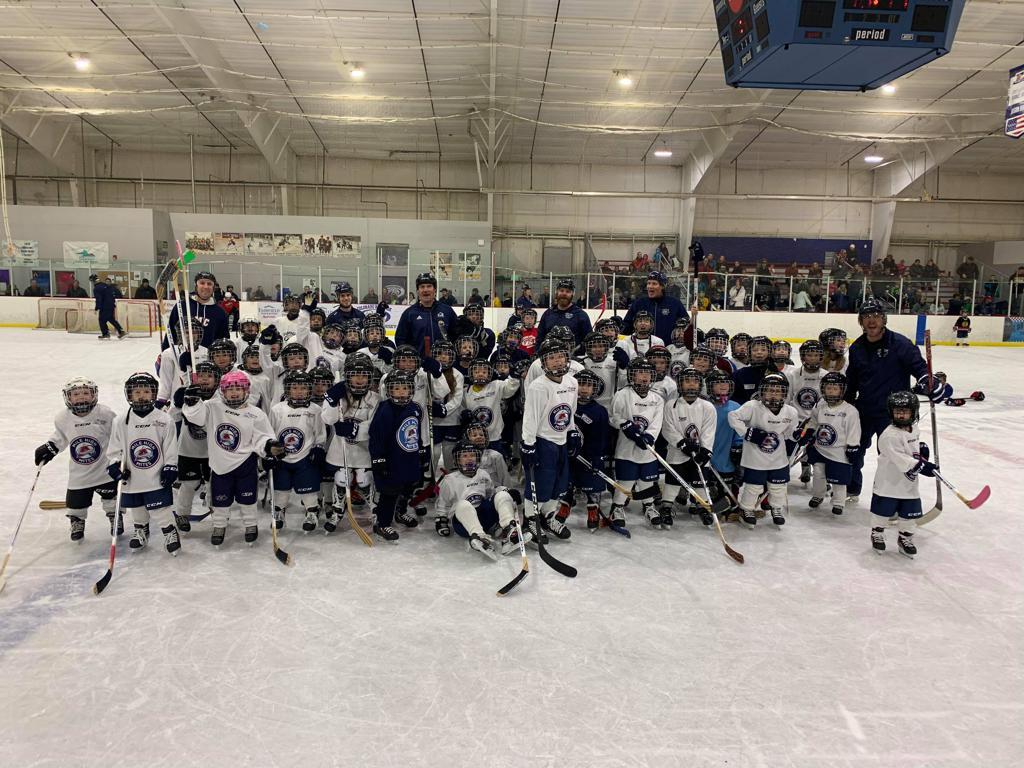 Little Rookies Beginner Hockey