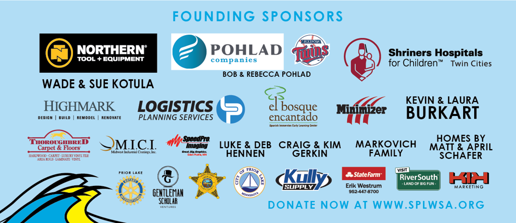 Shockwaves Adaptive Ski Squad Sponsors.