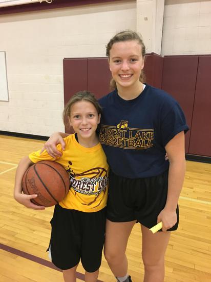 Ranger Girls Basketball (9-12)