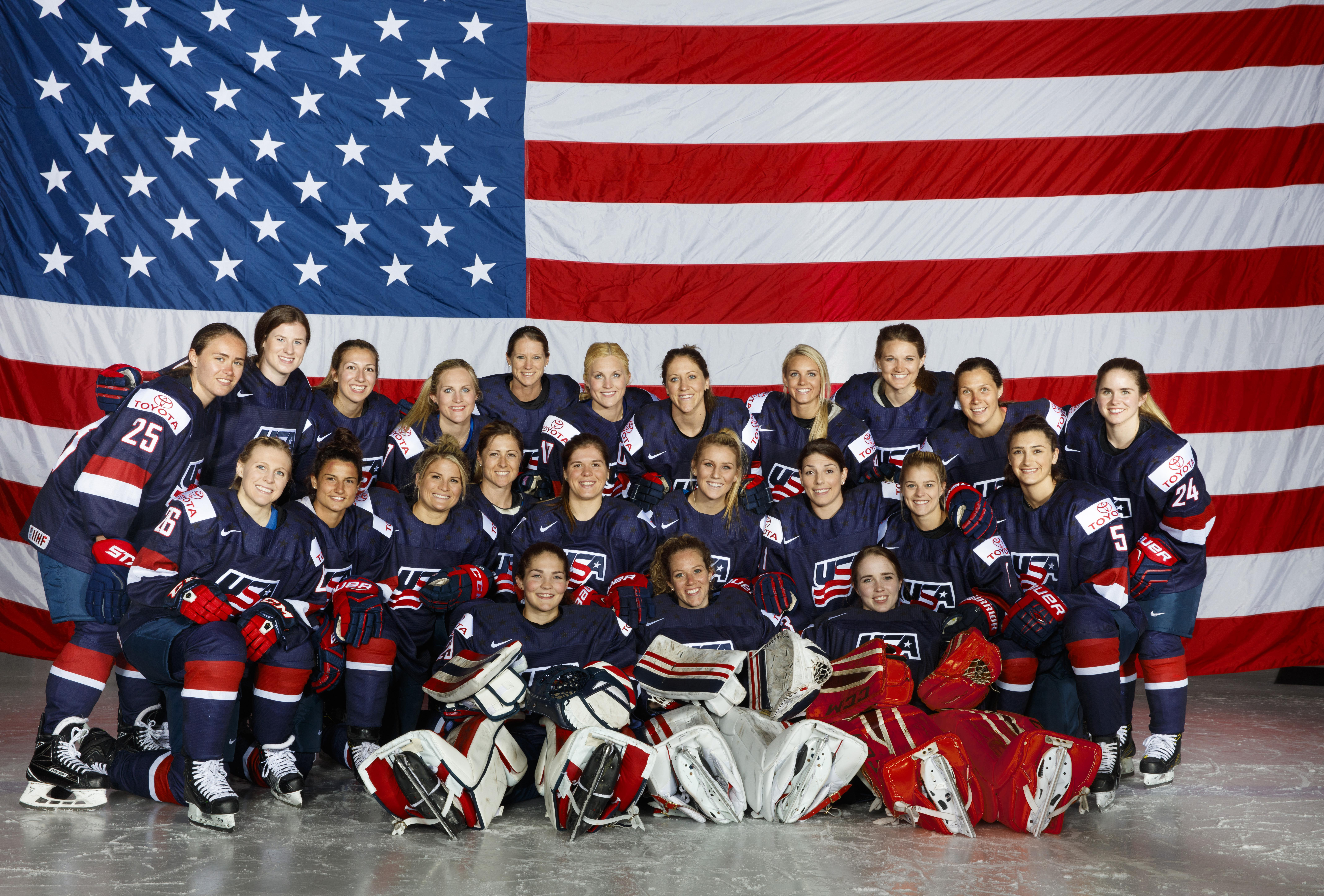 f0222e25a ... Women's National Team in action for a series of games this fall and  winter as it continues its journey to the Olympic Winter Games.