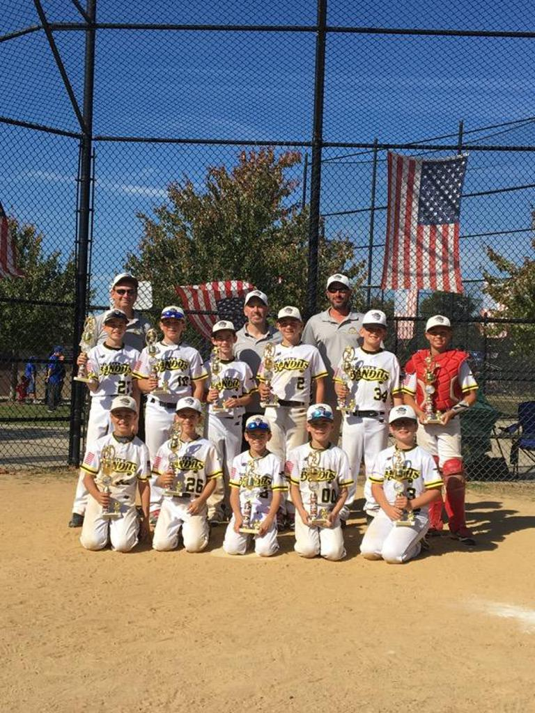 Finishing up a HOT year by WINNING the CHAMPIONSHIP in the fall Hotstove