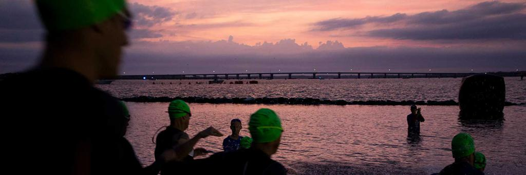 IRONMAN Maryland Swim