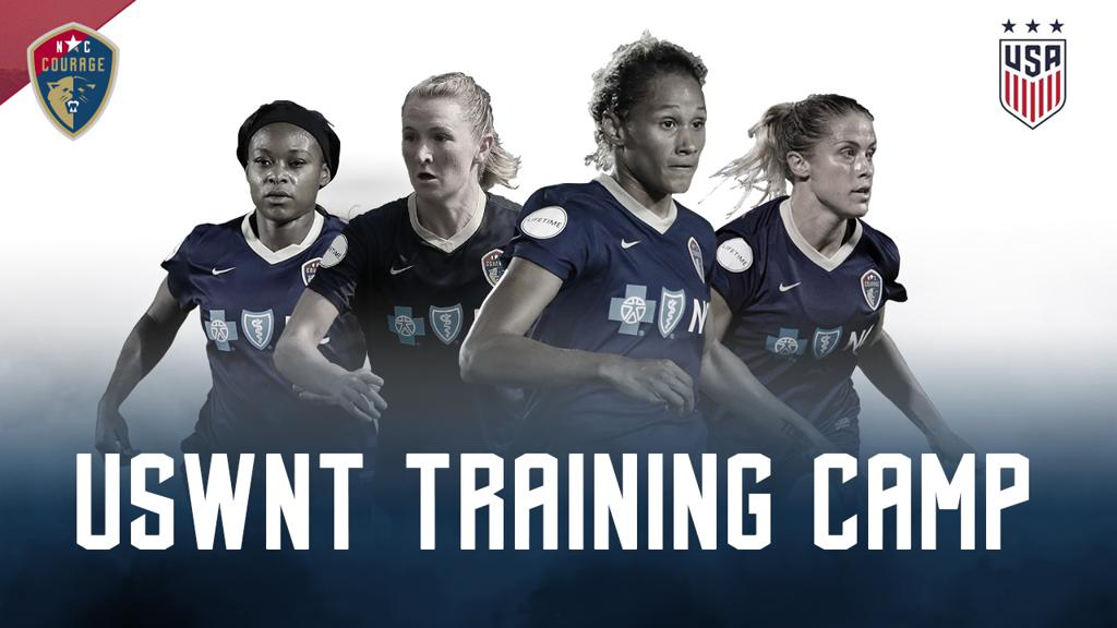 MEWIS, WILLIAMS, SMITH, DAHLKEMPER NAMED TO TRAINING CAMP ROSTER
