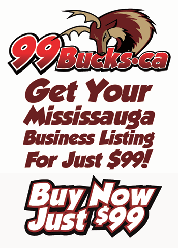 99Bucks.ca - Website design for $99 For Life - Mississauga logo design and mississauga graphic design with mississauga website design - mississauga city council and mississauga news and mississauga newspaper and the mississauga gazette - Kevin J. Johnston