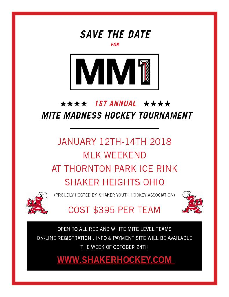 Mite Madness Tournament 2018