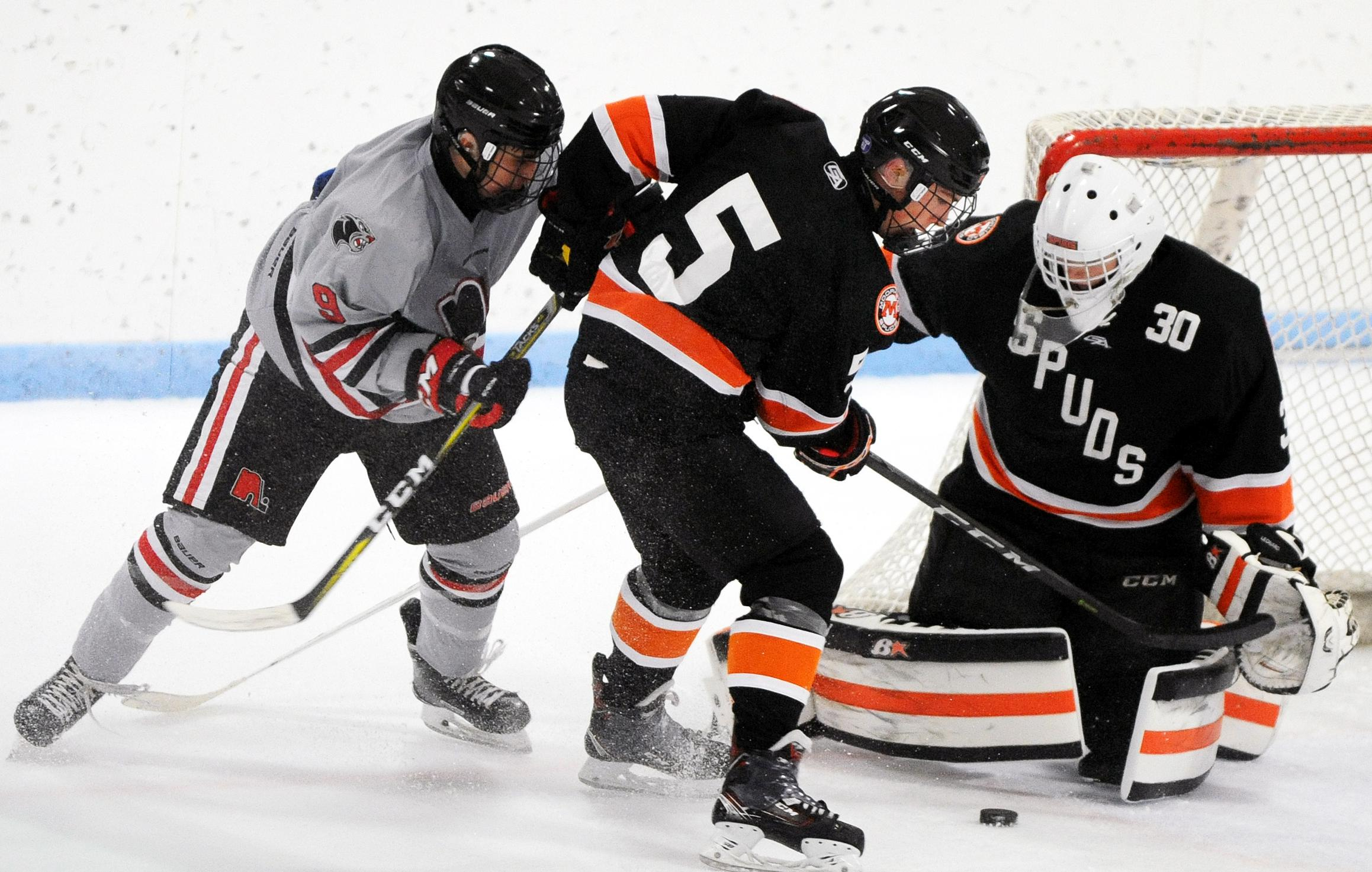 MN H.S.: Lakeville North Gives Moorhead A Ride, But Spuds Prevail