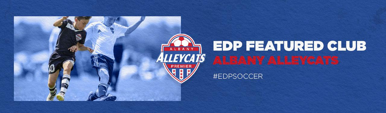 Edp Soccer Featured Club Albany Alleycats