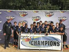 Federal way blastoff champions small