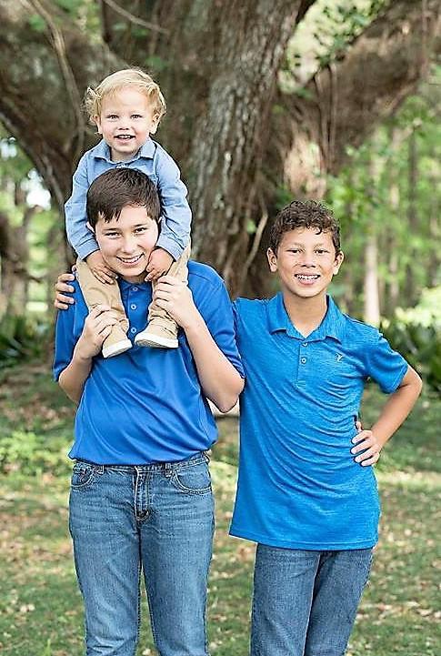 Remy, Cooper & Ridge - Summer 2017
