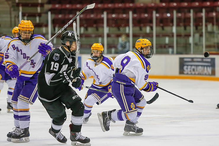 MN H.S.: Cretin-Derham Hall Sparks Crushing Victory Over Minneapolis With Three-goal First Period