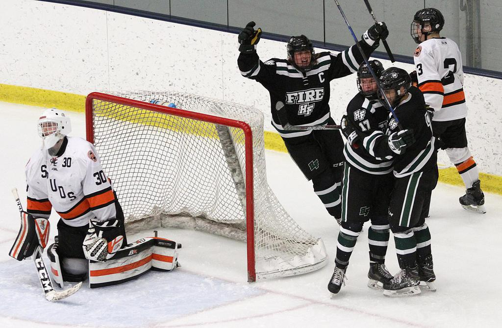 MN H.S.: Holy Family Catholic Scrambles For Three Third-period Goals To Defeat Moorhead