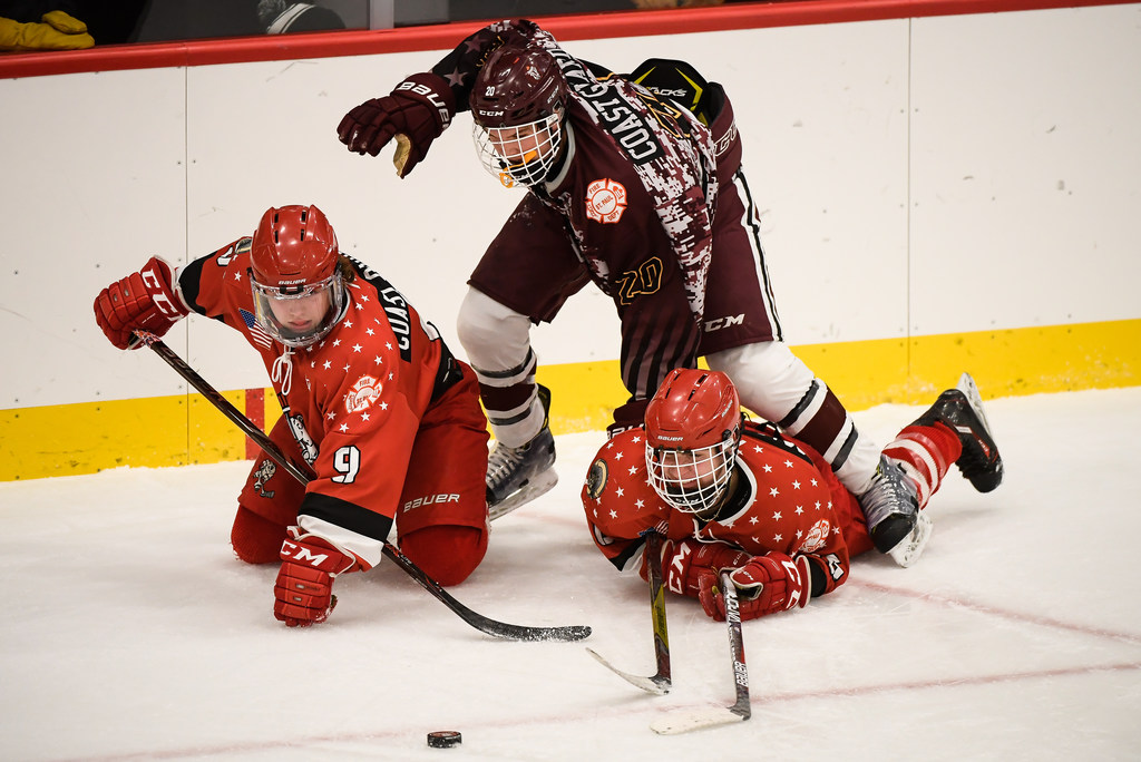 MN H.S.: North St. Paul's Early Jump Dooms St. Paul Johnson In First-ever Tria Rink Game
