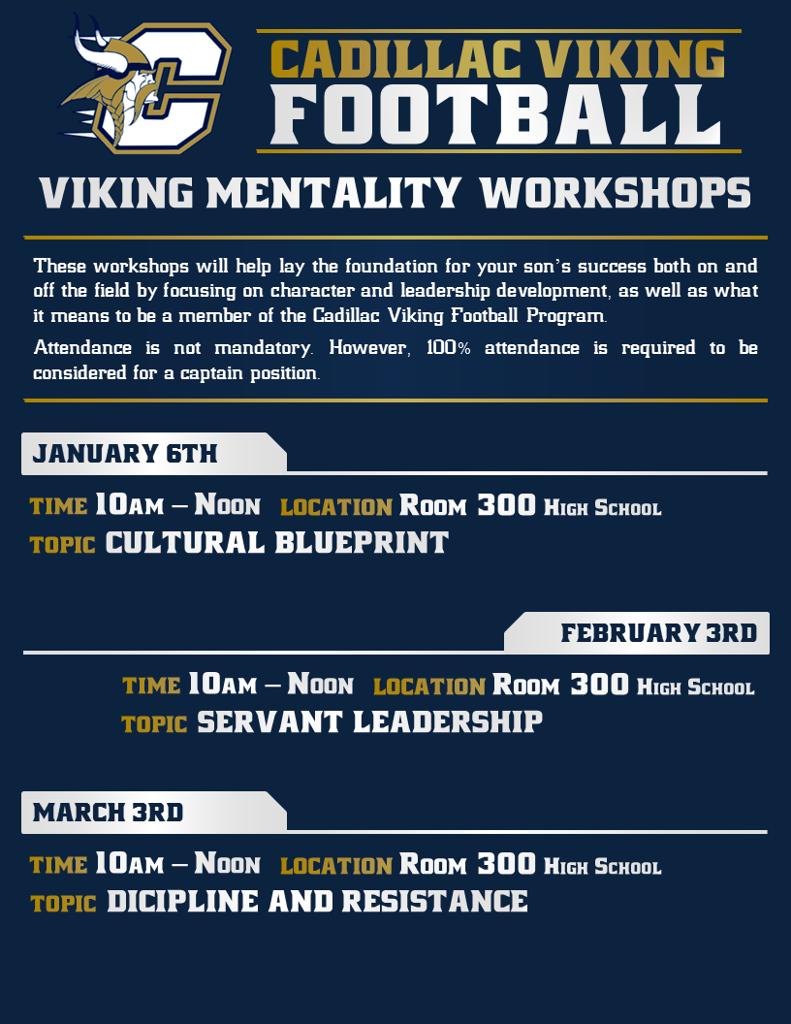 Viking mentality workshops 2018 viking mentality workshop flyer malvernweather Choice Image