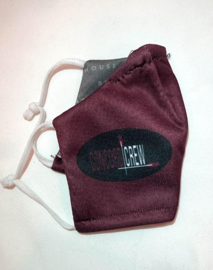 Concord Crew branded mask