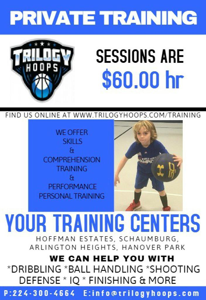 Personalized Hoop Training
