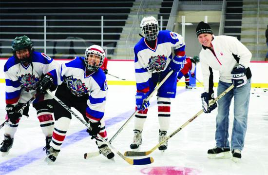 Equity On Ice Launches In St. Paul