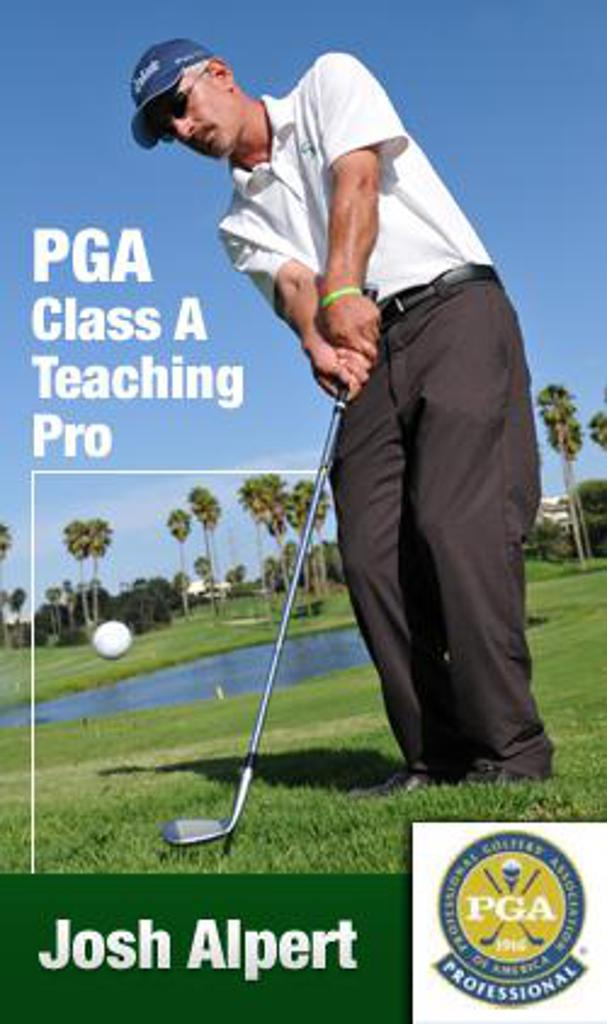 Golf Pro Josh Alpert