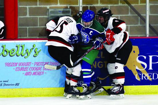 MN H.S.: Is Girls' Hockey Too Rough?