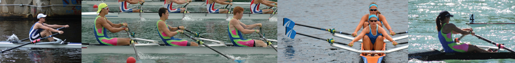 Summer Competitive Youth Rowers