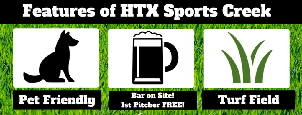 HTX Sports Creek Registration