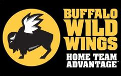 Support KBO by eating at Buffalo Wild Wings