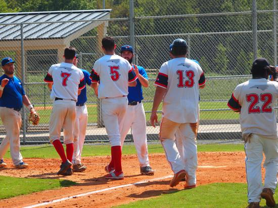 Charlotte Adult Baseball League