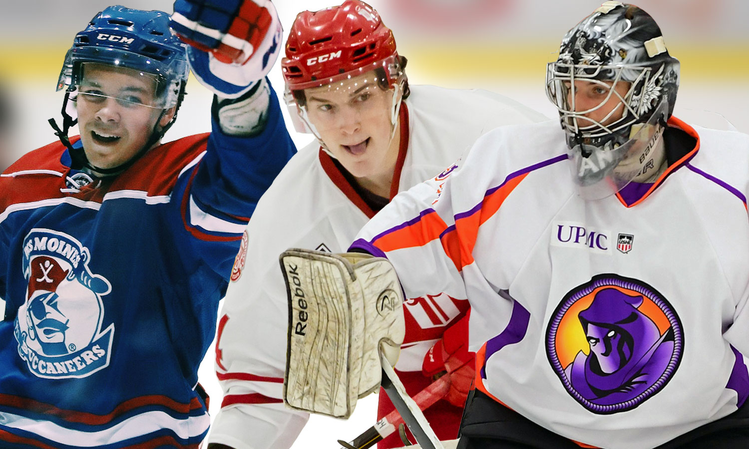 USHL: Players Of The Week - Week 20, 2017-18