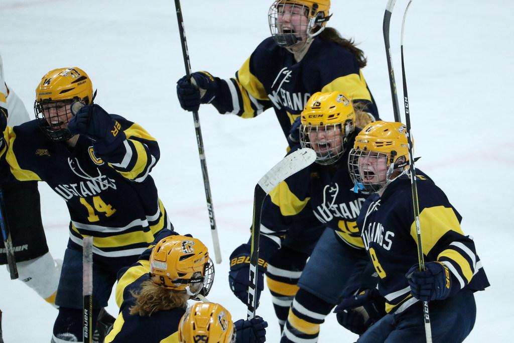MN H.S.: Girls - Breck Scores 8 Seconds Into OT To Win 1A Title